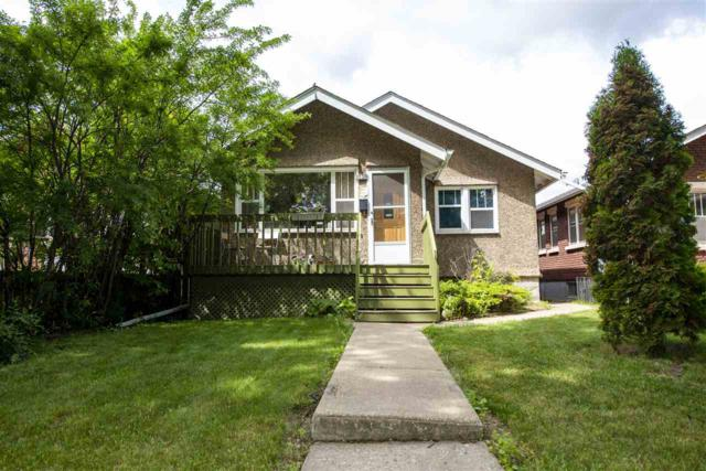 11128 97 Street, Edmonton, AB T5G 1W8 (#E4162304) :: David St. Jean Real Estate Group