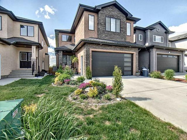 251 Albany Drive, Edmonton, AB T6V 0L4 (#E4162315) :: David St. Jean Real Estate Group