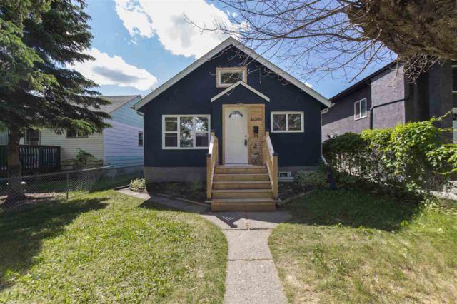 11340 89 Street, Edmonton, AB T5B 3T6 (#E4162331) :: David St. Jean Real Estate Group