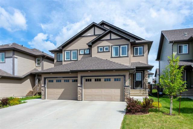 17604 8 Avenue, Edmonton, AB T6W 2X3 (#E4162336) :: David St. Jean Real Estate Group
