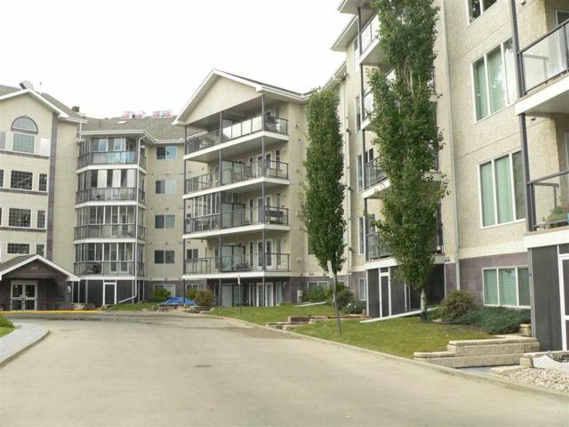 304 237 Youville Drive, Edmonton, AB T6L 7G2 (#E4162338) :: The Foundry Real Estate Company