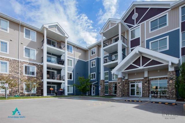 205 4008 Savaryn Drive, Edmonton, AB T6X 2E5 (#E4162381) :: David St. Jean Real Estate Group