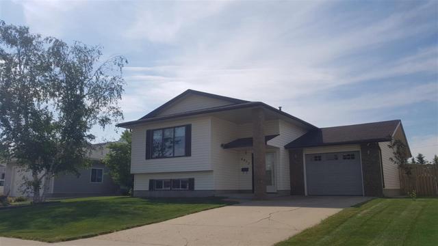 4613 41A Avenue, Vegreville, AB T9C 1C2 (#E4162385) :: David St. Jean Real Estate Group