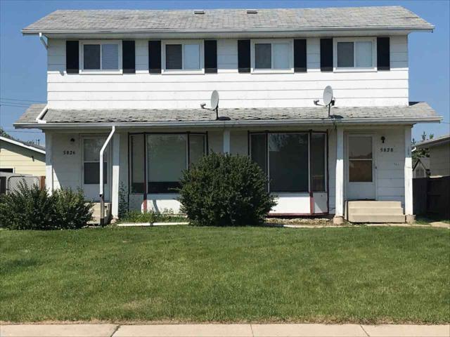5826/5828 54 Street, Vegreville, AB T9C 1J5 (#E4162426) :: David St. Jean Real Estate Group