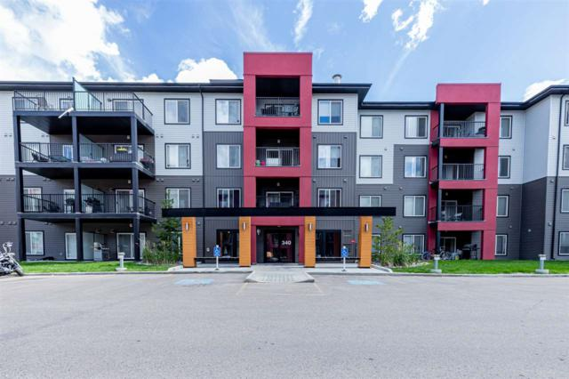 405 340 Windermere Road NW, Edmonton, AB T6W 2P2 (#E4162440) :: David St. Jean Real Estate Group