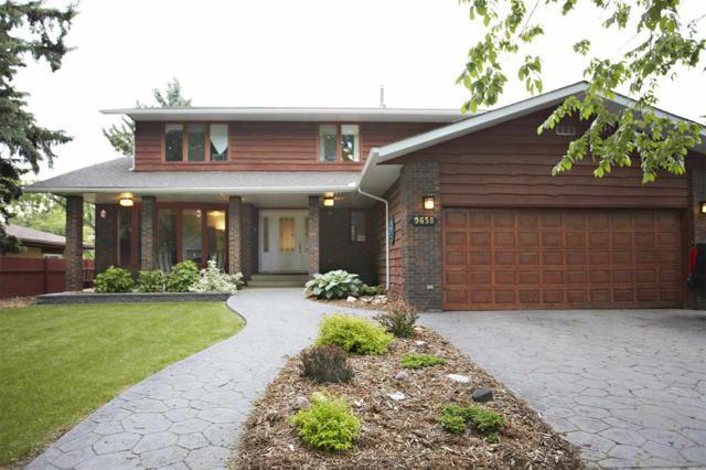 9658 79 Street, Edmonton, AB T6C 2R9 (#E4162456) :: David St. Jean Real Estate Group