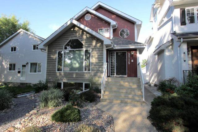 9715 96 Street, Edmonton, AB T6C 3Z4 (#E4162480) :: The Foundry Real Estate Company