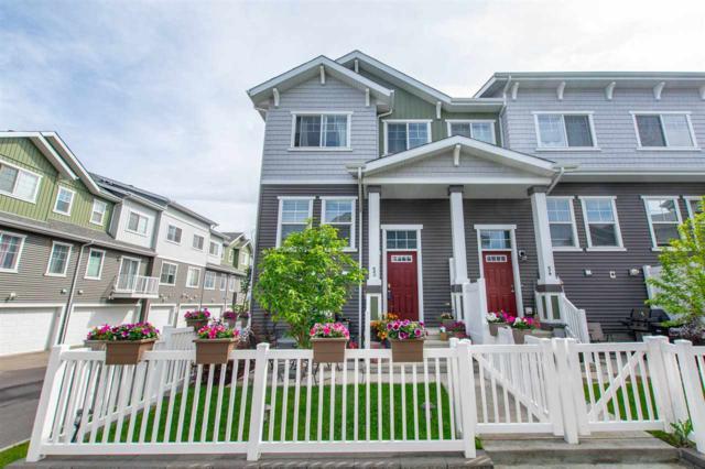 53 7385 Edgemont Way, Edmonton, AB T6M 0R9 (#E4162482) :: David St. Jean Real Estate Group