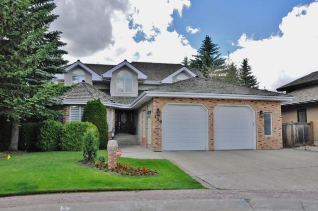 158 Wolf Ridge Place, Edmonton, AB T5T 5M9 (#E4162496) :: David St. Jean Real Estate Group