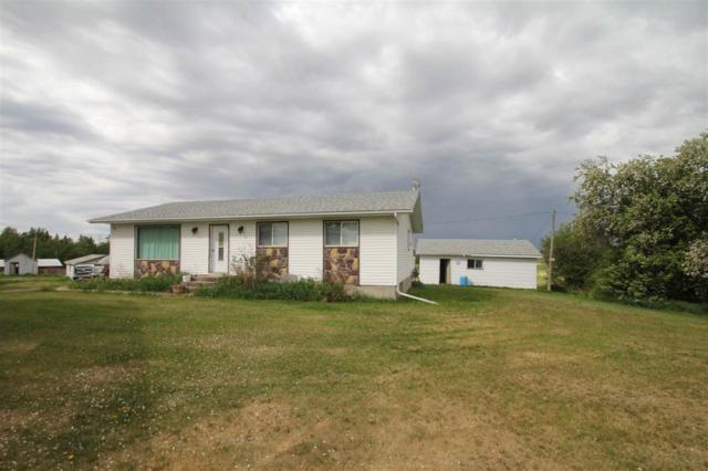 59506 Range Rd 100, Rural St. Paul County, AB T0A 3A0 (#E4162551) :: Müve Team | RE/MAX Elite