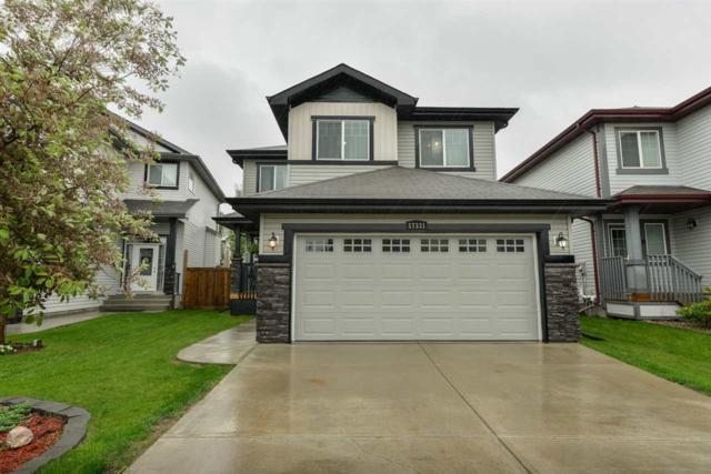 17331 8 Avenue, Edmonton, AB T6W 0M9 (#E4162552) :: David St. Jean Real Estate Group