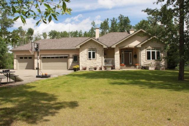 49 53521 Range Road 272 Road E, Rural Parkland County, AB T7X 3M5 (#E4162578) :: David St. Jean Real Estate Group