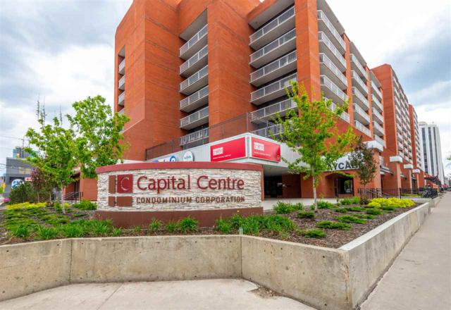 902 10125 109 Street, Edmonton, AB T5J 3P1 (#E4162592) :: Jenn McPhillamey | YEGPro Realty