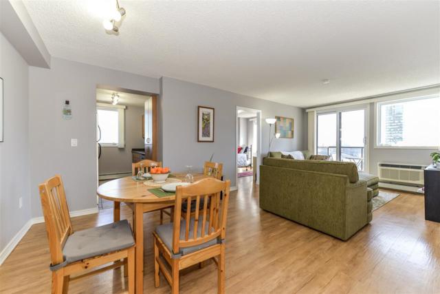 1502 10303 105 Street, Edmonton, AB T5J 5G3 (#E4162712) :: Jenn McPhillamey | YEGPro Realty