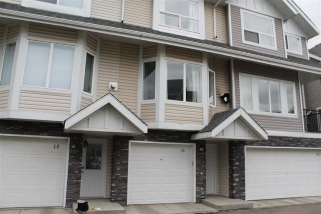 11 13215 153 Avenue, Edmonton, AB T6V 0B6 (#E4162718) :: David St. Jean Real Estate Group