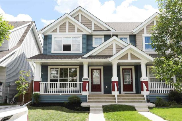 6913 21A Avenue, Edmonton, AB T6X 0T6 (#E4162730) :: David St. Jean Real Estate Group