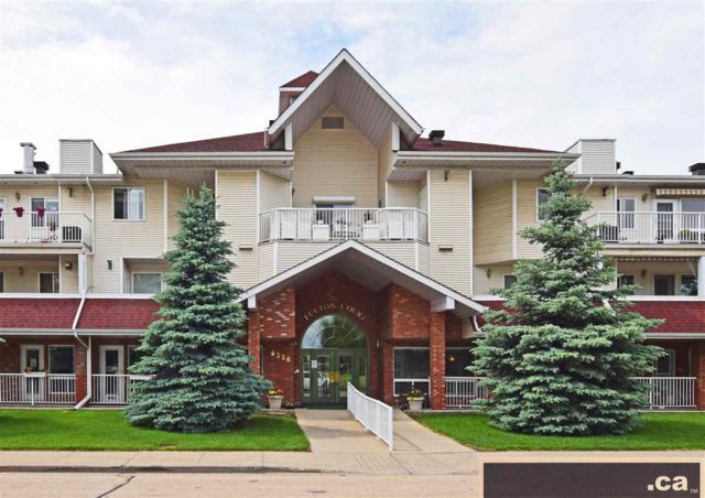323 6220 Fulton Road, Edmonton, AB T6A 3T4 (#E4162742) :: David St. Jean Real Estate Group
