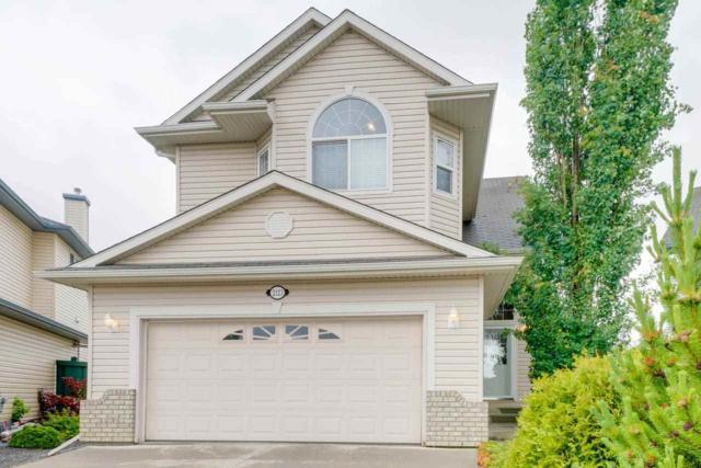 2123 Garnett Place, Edmonton, AB T5T 6R5 (#E4162743) :: David St. Jean Real Estate Group