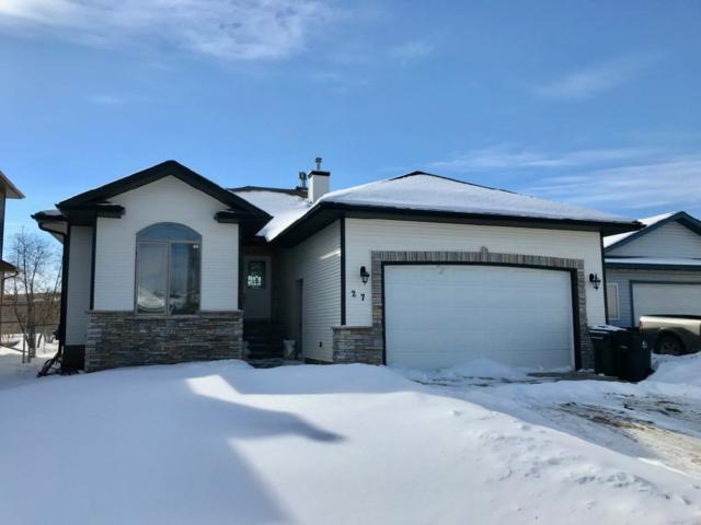 27 Lakewood Cove S, Spruce Grove, AB T7X 4L2 (#E4162756) :: David St. Jean Real Estate Group