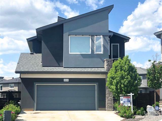 2108 Ware Road, Edmonton, AB T6W 2T9 (#E4162759) :: David St. Jean Real Estate Group