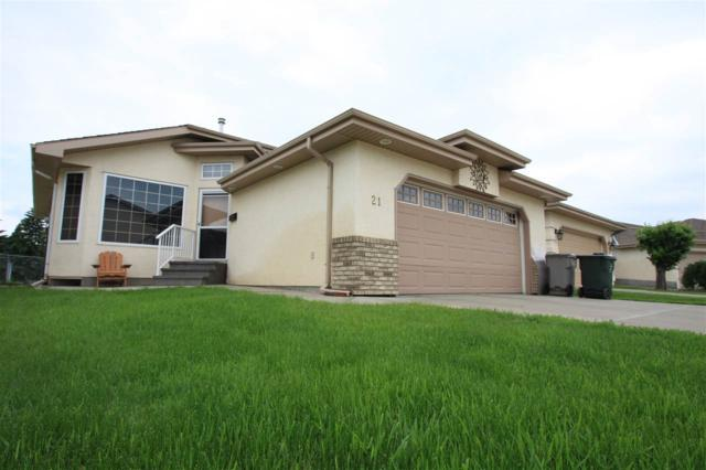 21 Fairway Green, Stony Plain, AB T7Z 1M4 (#E4162772) :: David St. Jean Real Estate Group
