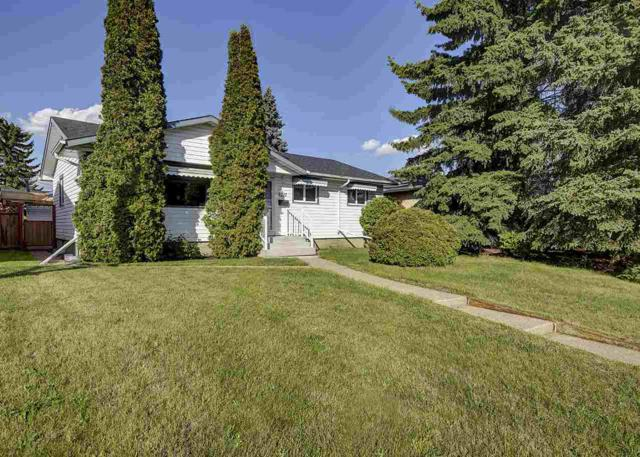 5212 97A Avenue, Edmonton, AB T6B 1E1 (#E4162773) :: David St. Jean Real Estate Group
