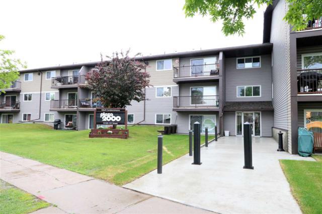 320 15105 121 Street, Edmonton, AB T5X 2G3 (#E4162780) :: David St. Jean Real Estate Group