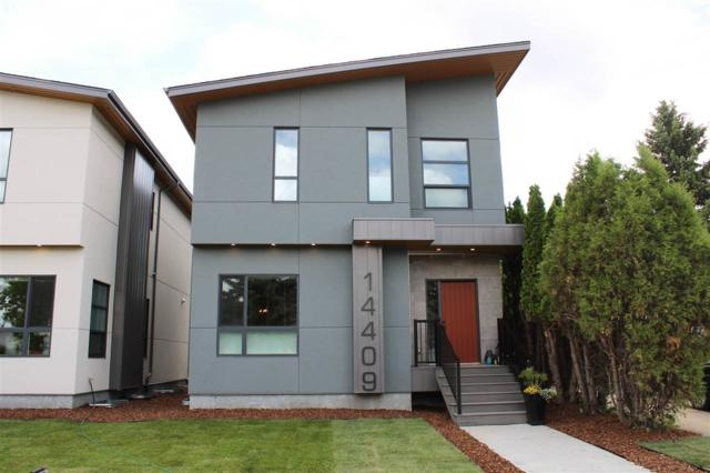 14409 80 Avenue, Edmonton, AB T5R 3K2 (#E4162785) :: David St. Jean Real Estate Group