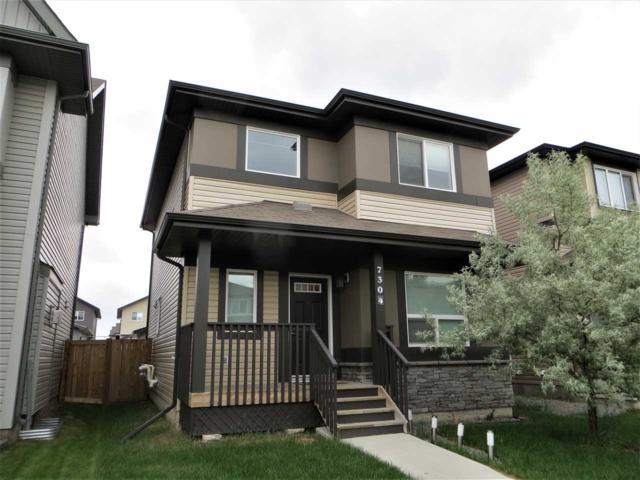 7304 Armour Crescent, Edmonton, AB T6W 2S2 (#E4162799) :: David St. Jean Real Estate Group