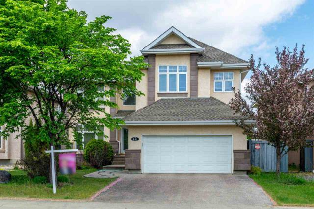 241 Tory Crescent, Edmonton, AB T6R 3A5 (#E4162805) :: David St. Jean Real Estate Group
