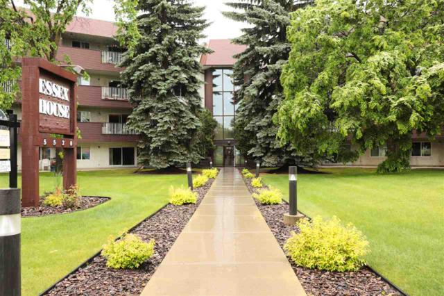 104 5520 Riverbend Road, Edmonton, AB T6H 5G9 (#E4162816) :: David St. Jean Real Estate Group