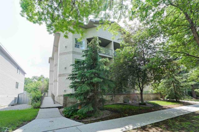 104 10719 80 Avenue, Edmonton, AB T6E 1V7 (#E4162860) :: Jenn McPhillamey | YEGPro Realty
