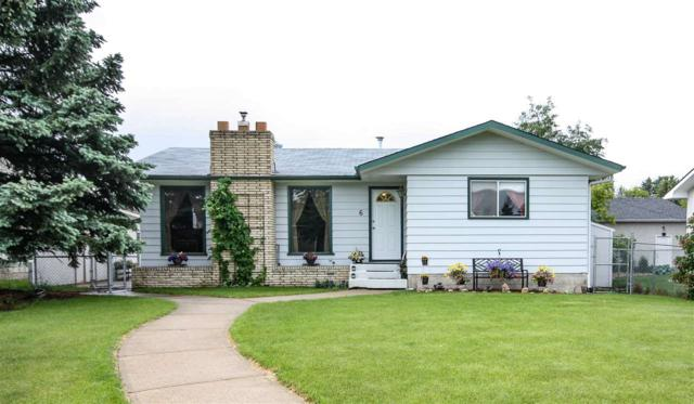 6 Belmont Crescent, Spruce Grove, AB T7X 2G9 (#E4162861) :: The Foundry Real Estate Company