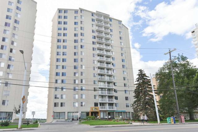302 12141 Jasper Avenue, Edmonton, AB T5N 3X8 (#E4162875) :: Jenn McPhillamey | YEGPro Realty