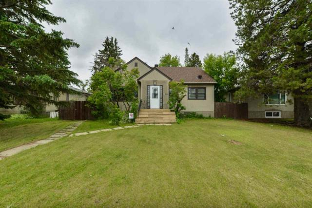 11335 111 Avenue, Edmonton, AB T5G 3P9 (#E4162879) :: Jenn McPhillamey | YEGPro Realty