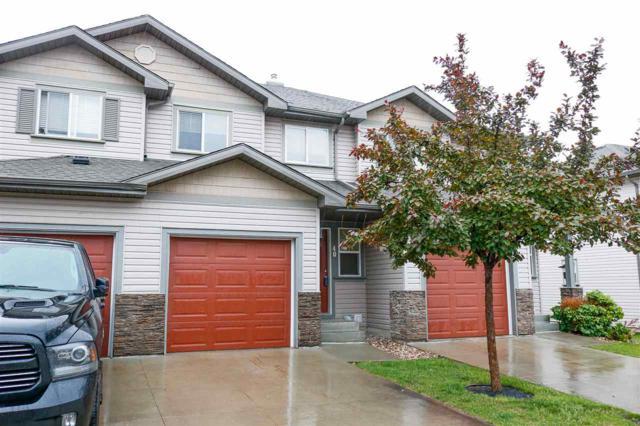40 2816 34 Avenue, Edmonton, AB T6T 2B4 (#E4162893) :: David St. Jean Real Estate Group