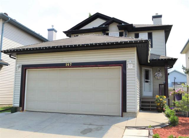 167 Easton Road, Edmonton, AB T6X 1C2 (#E4162939) :: Müve Team | RE/MAX Elite