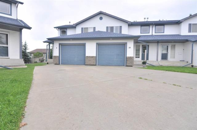9 3 Grove Meadow Drive, Spruce Grove, AB T7X 4L9 (#E4162945) :: David St. Jean Real Estate Group