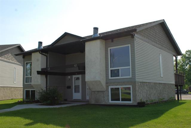 42 Northwoods Village, Edmonton, AB T5X 1T2 (#E4163005) :: David St. Jean Real Estate Group