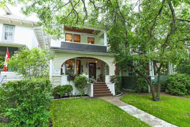 10812 126 Street, Edmonton, AB T5M 0P1 (#E4163010) :: David St. Jean Real Estate Group