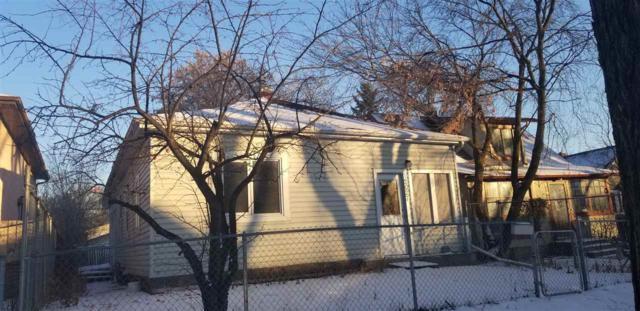 12027 95 Street, Edmonton, AB T5G 1M6 (#E4163037) :: David St. Jean Real Estate Group