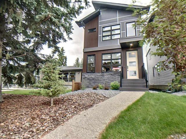 8809 148 Street, Edmonton, AB T5R 0Z8 (#E4163042) :: David St. Jean Real Estate Group