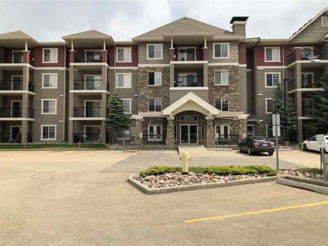 136 2096 Blackmud Creek Drive, Edmonton, AB T6W 0G1 (#E4163130) :: David St. Jean Real Estate Group