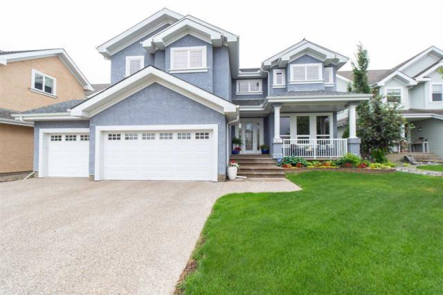 8811 16 Avenue, Edmonton, AB T6X 1J7 (#E4163138) :: David St. Jean Real Estate Group