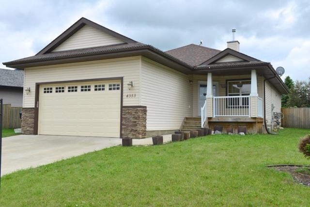 4353 48A Ave, Onoway, AB T0E 1V0 (#E4163148) :: The Foundry Real Estate Company