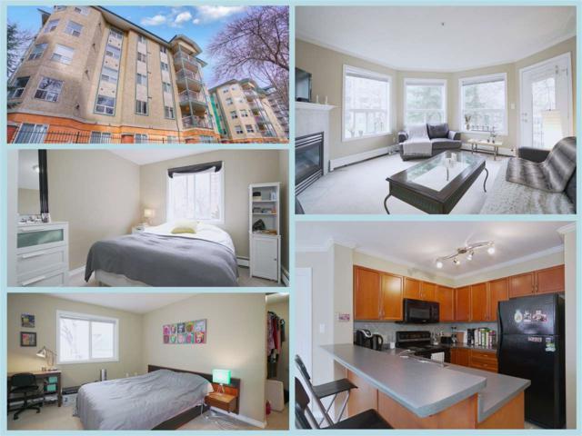 203 9938 104 Street, Edmonton, AB T5K 2X7 (#E4163171) :: Jenn McPhillamey | YEGPro Realty