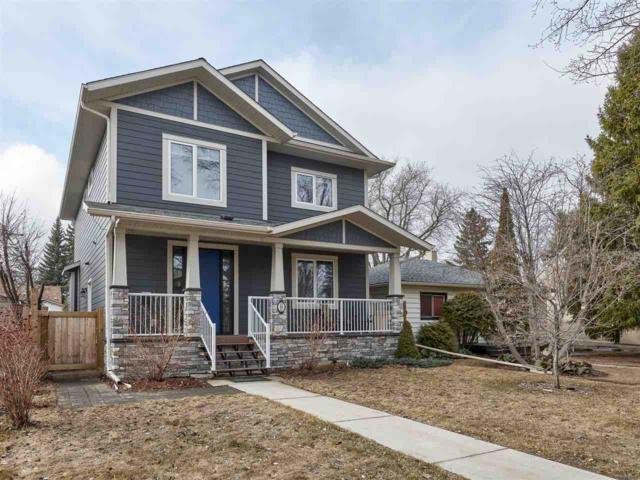 11127 63 Avenue, Edmonton, AB T6H 1R1 (#E4163185) :: Jenn McPhillamey | YEGPro Realty