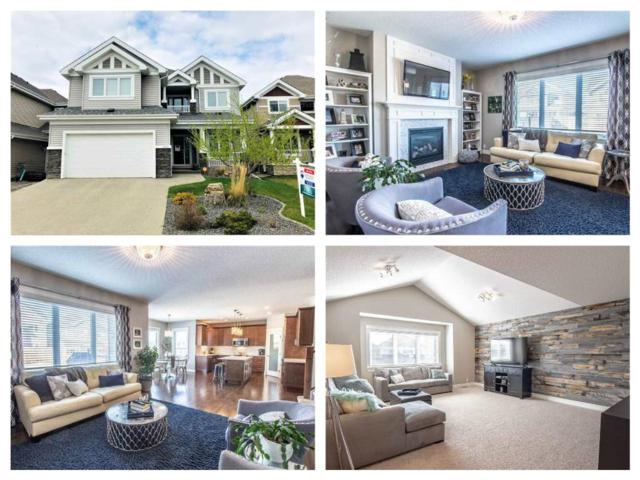 4406 Suzanna Crescent, Edmonton, AB T6X 0Y4 (#E4163214) :: David St. Jean Real Estate Group