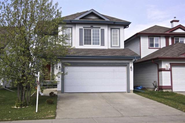 340 83 Street, Edmonton, AB T6X 1K4 (#E4163224) :: Jenn McPhillamey | YEGPro Realty