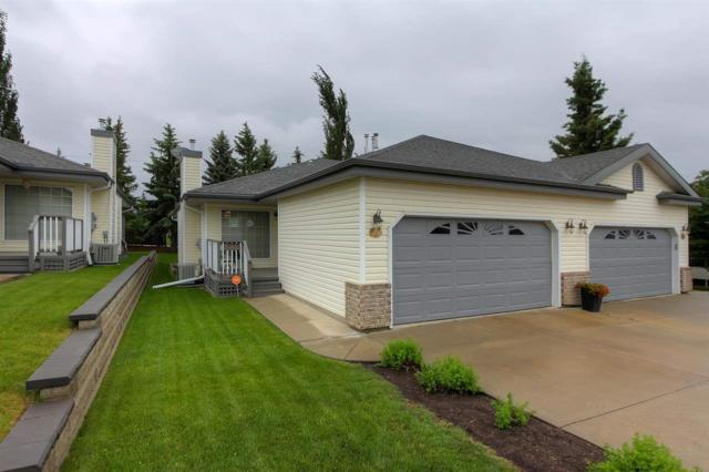 18 95 Gervais Road, St. Albert, AB T8N 6N1 (#E4163261) :: David St. Jean Real Estate Group
